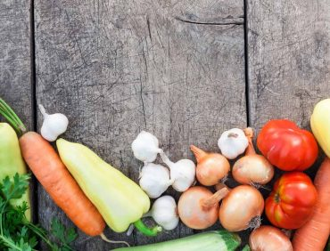 Como conservar frutas e legumes?